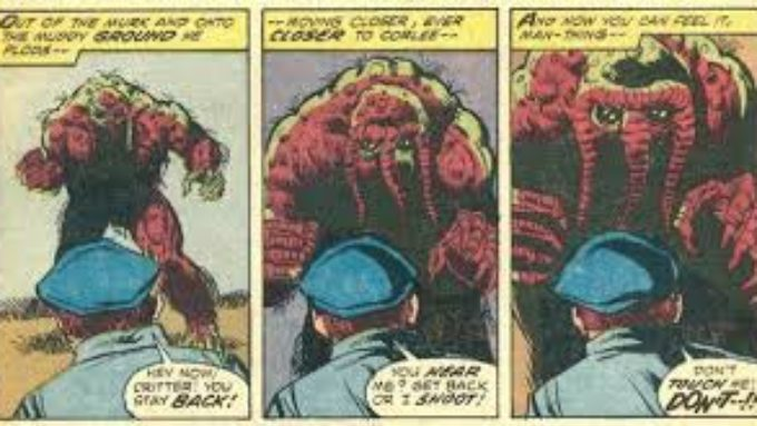 ADVENTURE INTO FEAR WITH MAN-THING #12 (1973)