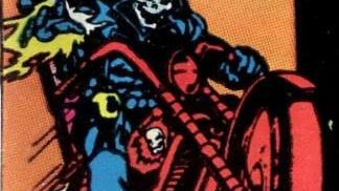 GHOST RIDER #25-27 (1977)