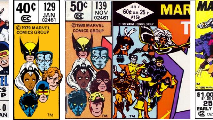 THE X-MEN #20-21 (1966)
