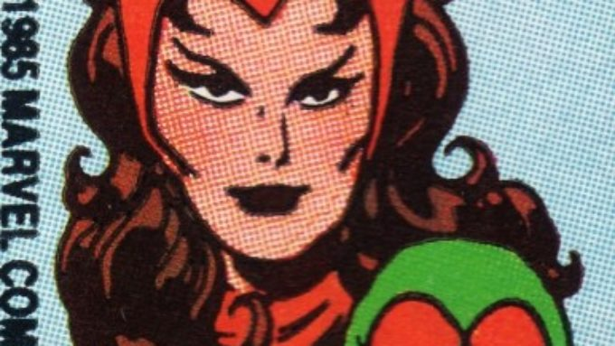 Vision and the Scarlet Witch #9 (1986)