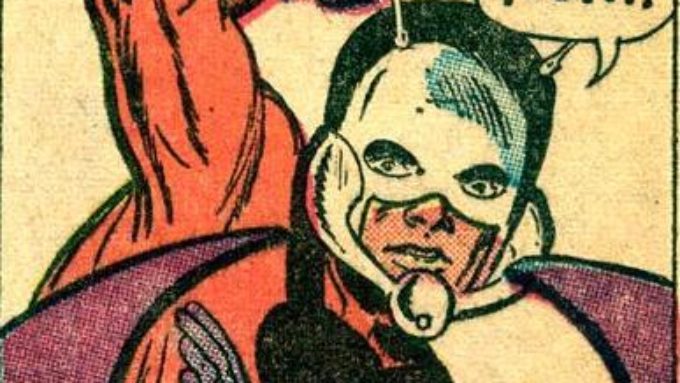 TALES TO ASTONISH #35 (1962): 1st Ant-Man!