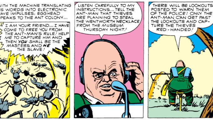 TALES TO ASTONISH #38 (1962): 1st Egghead!