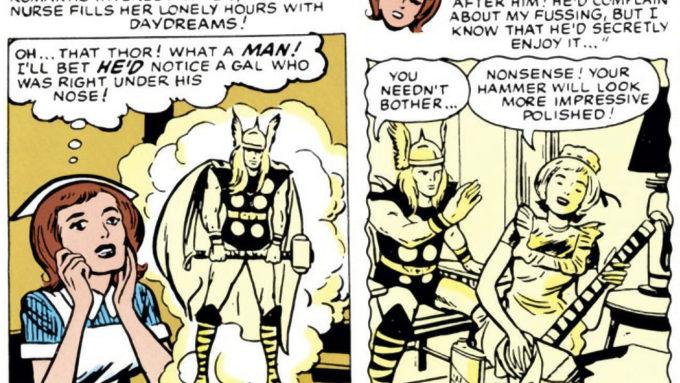 JOURNEY INTO MYSTERY #89 (1963)