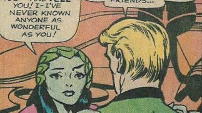 STRANGE TALES #103 (1963)