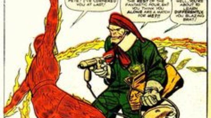 STRANGE TALES #104 (1963): 1st Trapster!