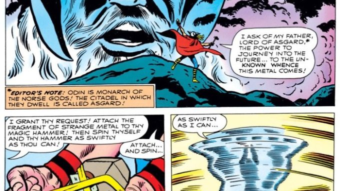 JOURNEY INTO MYSTERY #86-87 (1962): 1st Odin and The Uru Hammer