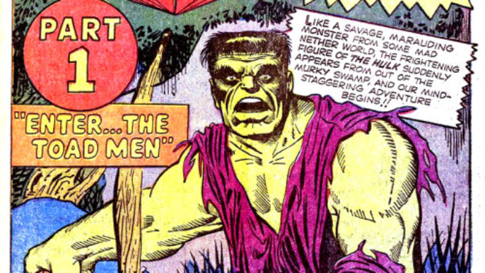 THE INCREDIBLE HULK #2 (1962)