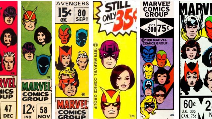 AVENGERS #206 (1981)