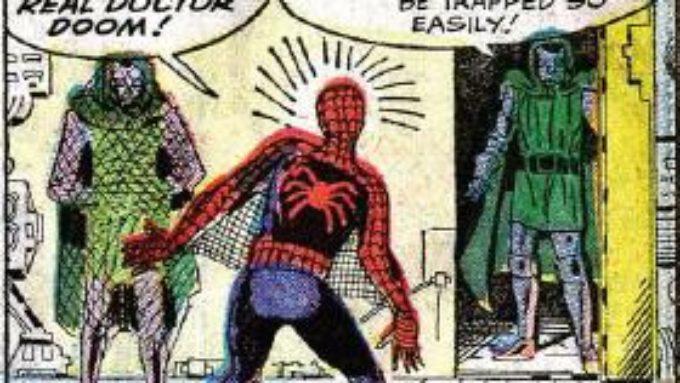 AMAZING SPIDER-MAN #5 (1963)