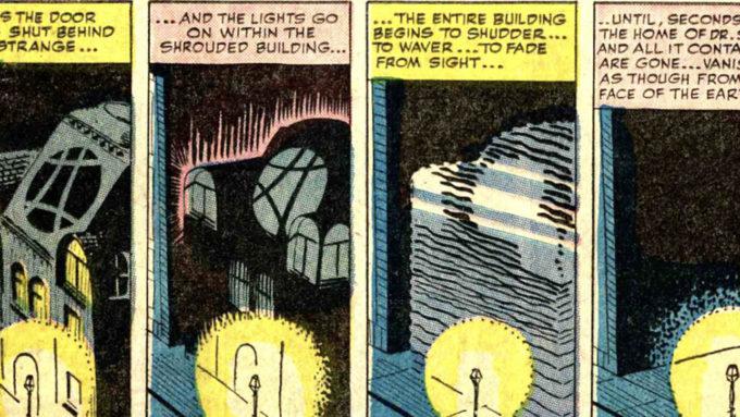 STRANGE TALES #117 (1964)