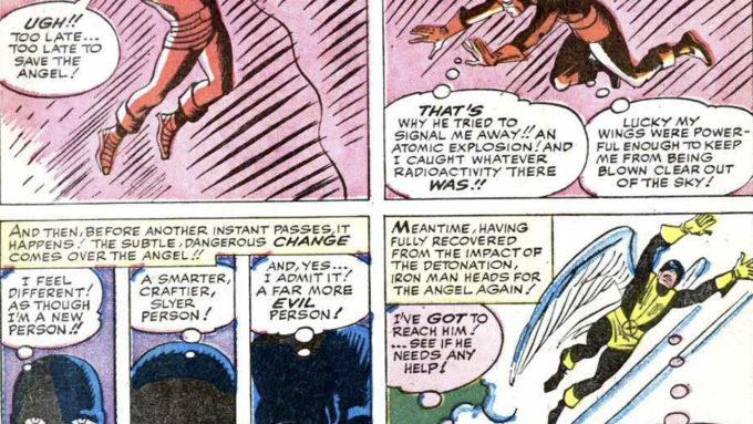 TALES OF SUSPENSE #49 (1964)