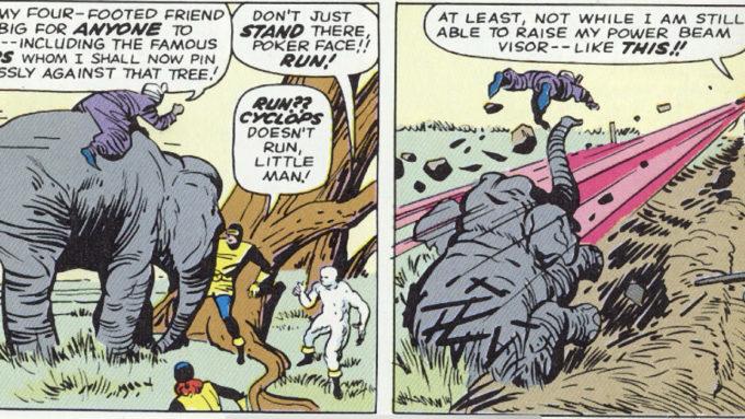 THE X-MEN #3 (1964): 1st Blob