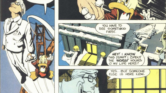 BIZARRE ADVENTURES #34 (1983): Howard the Duck's Christmas