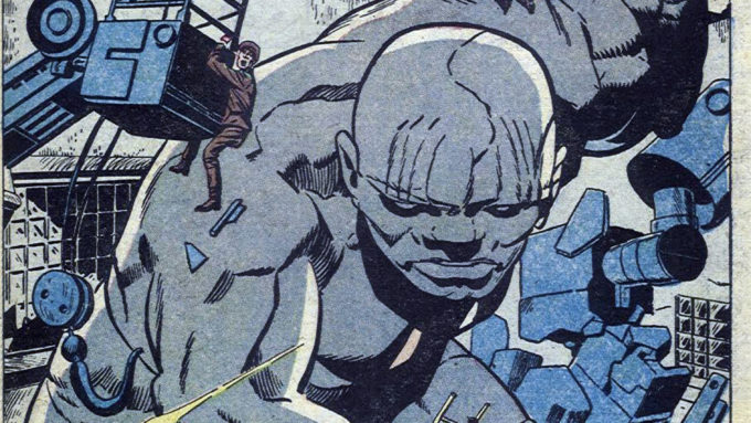 TALES OF SUSPENSE #14 and 20 (1961): 1st Living Colossus