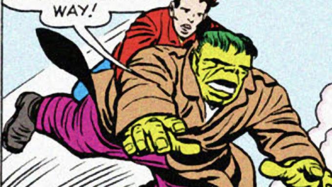 THE INCREDIBLE HULK #5-6 (1963)