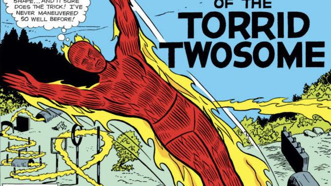 STRANGE TALES #106 (1963)