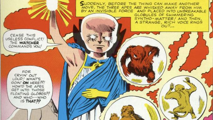 FANTASTIC FOUR #13 (1963): 1st Watcher