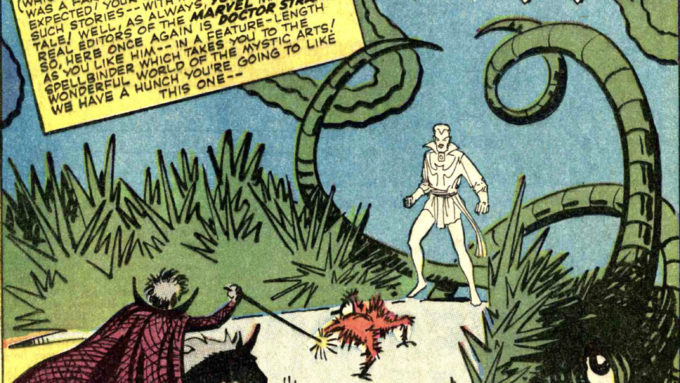 STRANGE TALES #116 (1964)