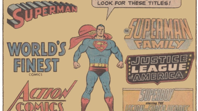 EVEN IN THE 1970s, NEARLY EVERY DC COMIC HAD BATMAN IN IT…Or Superman
