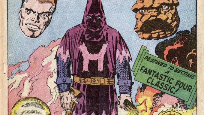 FANTASTIC FOUR #21 (1963): 1st Nick Fury & Hate Monger