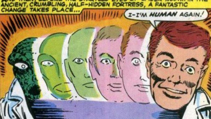 AMAZING SPIDER-MAN #6 (1963): 1st Lizard