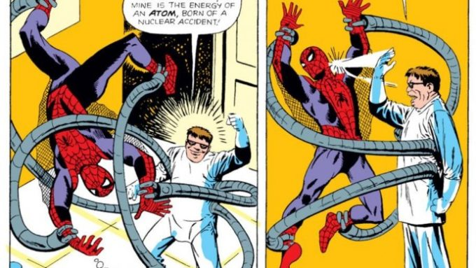 AMAZING SPIDER-MAN #3 (1963): 1st Doctor Octopus!