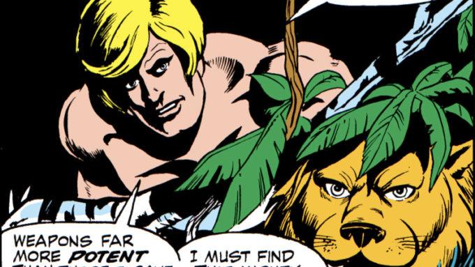 MARVEL SUPER-HEROES #19 (1969): Ka-Zar