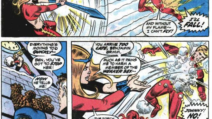 FANTASTIC FOUR #133 (1973)