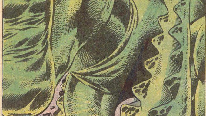 GODZILLA #3 (1977): vs Champions