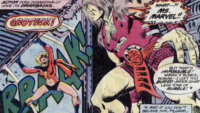 Ms. Marvel #5-8 (1977)