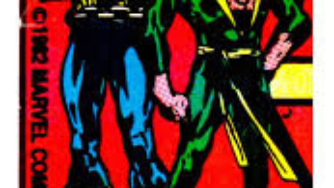 Power Man and Iron Fist #121 (1986): Secret Wars