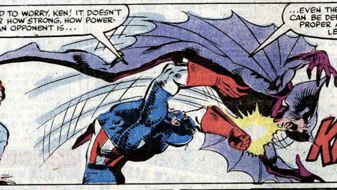 CAPTAIN AMERICA #253-254 (1981): Union Jack, Baron Blood die