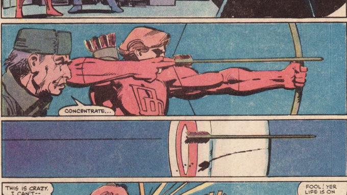 DAREDEVIL #177 (1981)