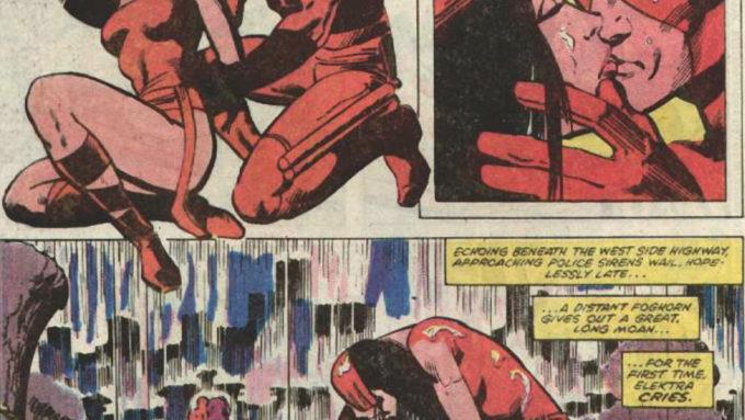 DAREDEVIL #168 (1981): 1st Elektra