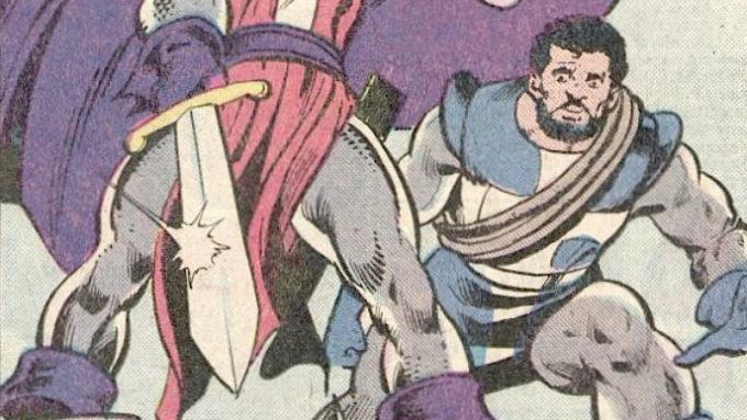 THOR #330-331 (1983): 1st Crusader