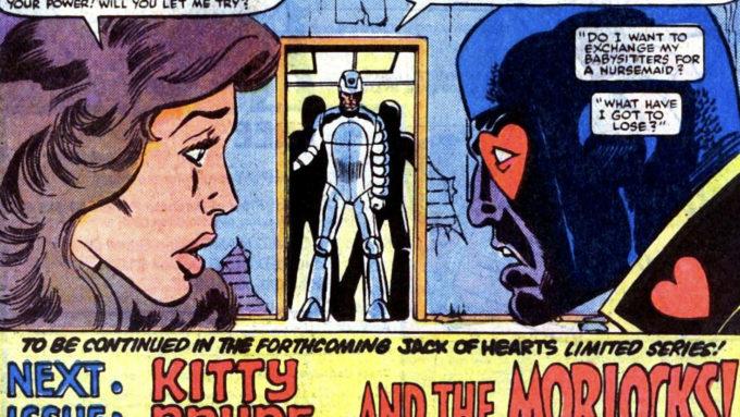 MARVEL TEAM-UP #134 (1983): Jack of Hearts